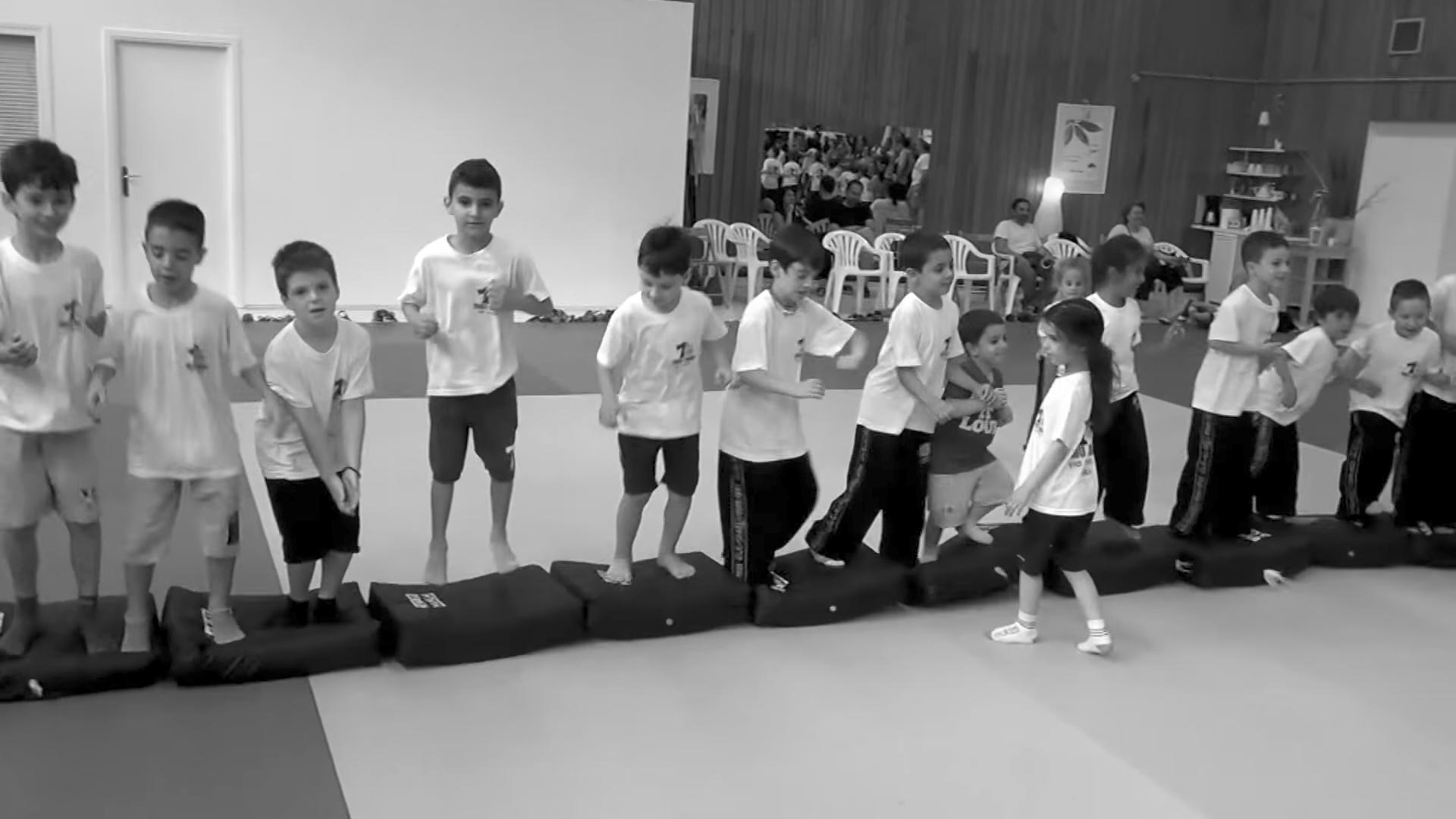 kids krav maga video